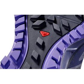Salomon Trailster Zapatillas Mujer, crown blue/navy blazer/purple opule